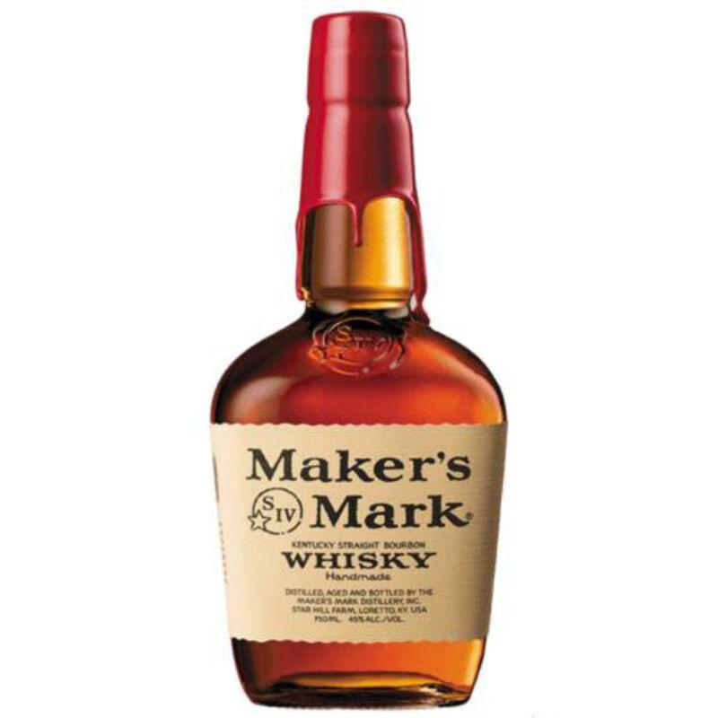 Maker's Mark Whiskey-pálinkashop