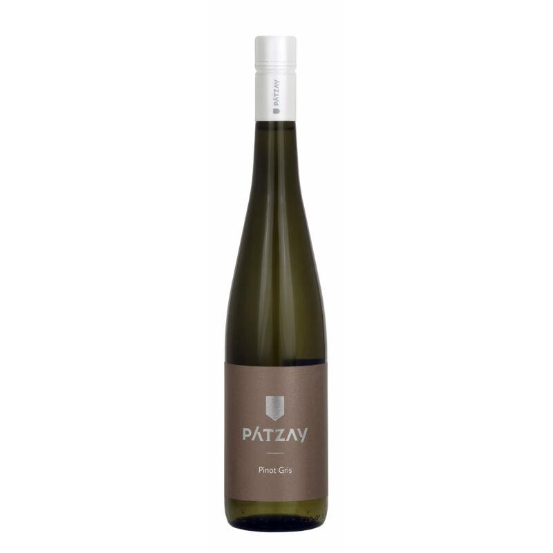 Pátzay Pinot Gris 2017-Pálinkashop