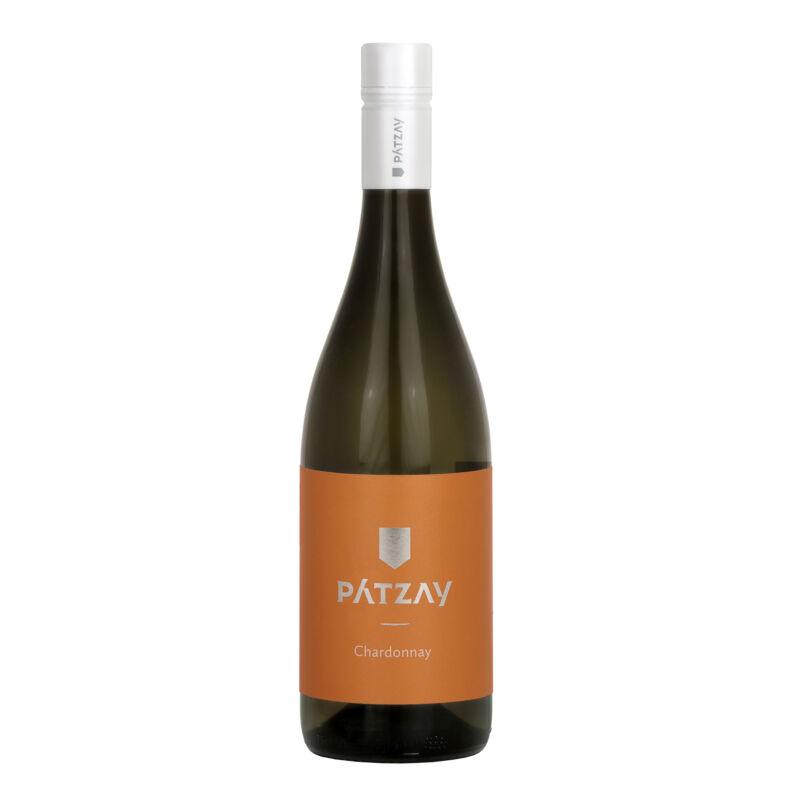 Pátzay Chardonnay 2019-Pálinkashop