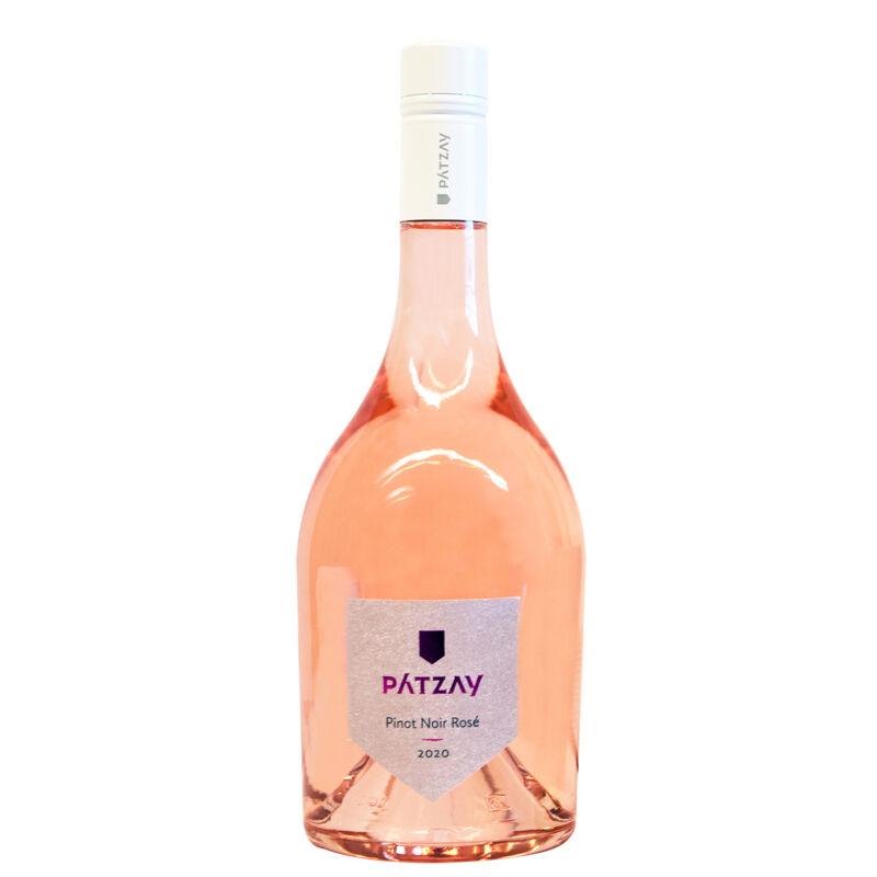 Pátzay Prémium Pinot Noir Rosé 2020 - Málna illat akár télen is-Pálinkashop