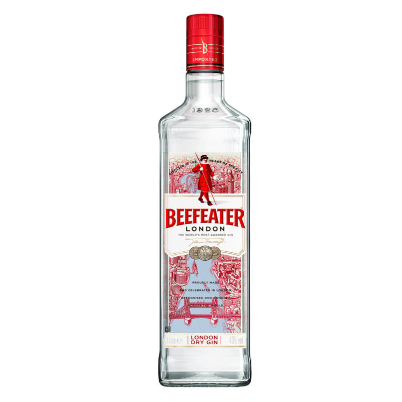 Beefeater London Dry gin-Pálinkashop