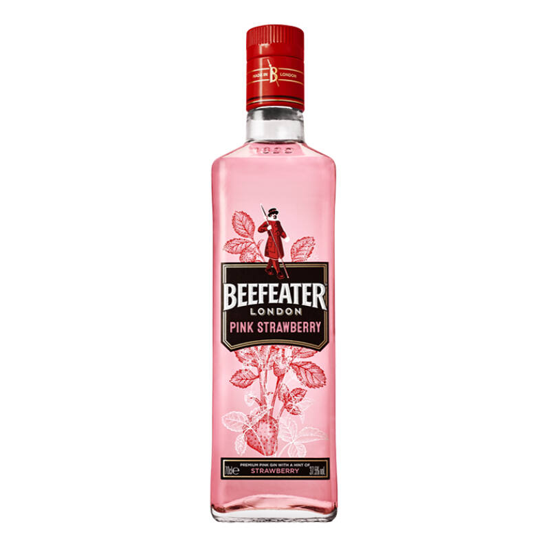 Beefeater Pink Strawberry-Pálinkashop