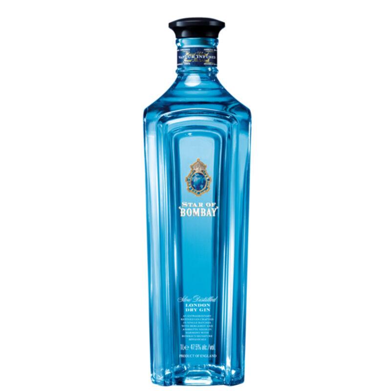 Star of Bombay Gin-Pálinkashop