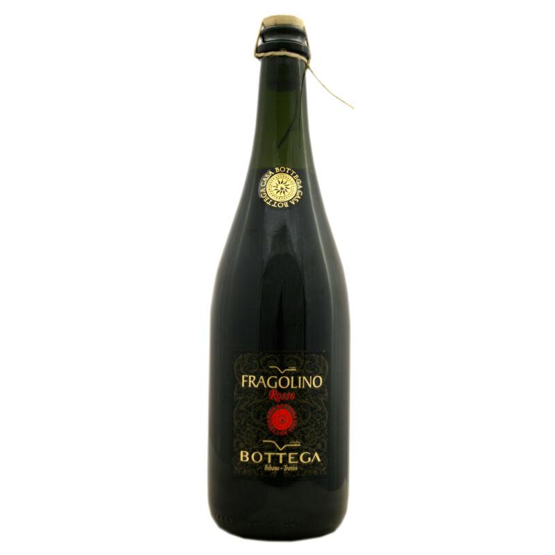 Bottega Fragolino Rosso / Vörös Eperízű Pezsgő - édes - Pálinkashop