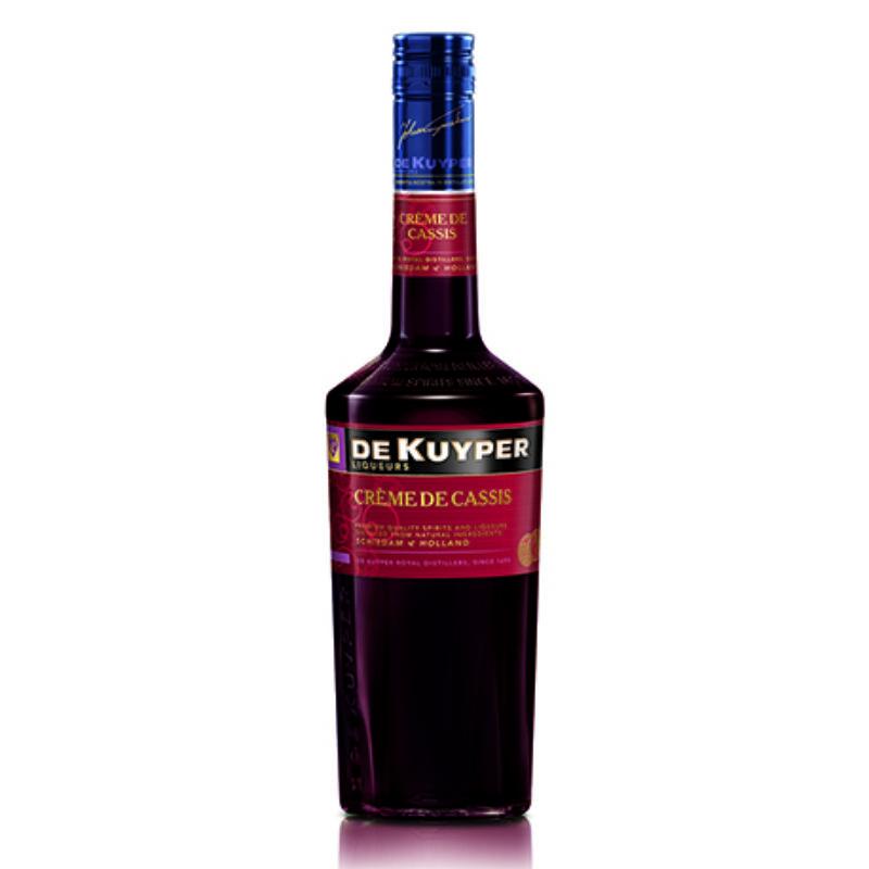 De Kuyper Créme de Cassis/Feketeribizli likőr - PálinkaShop