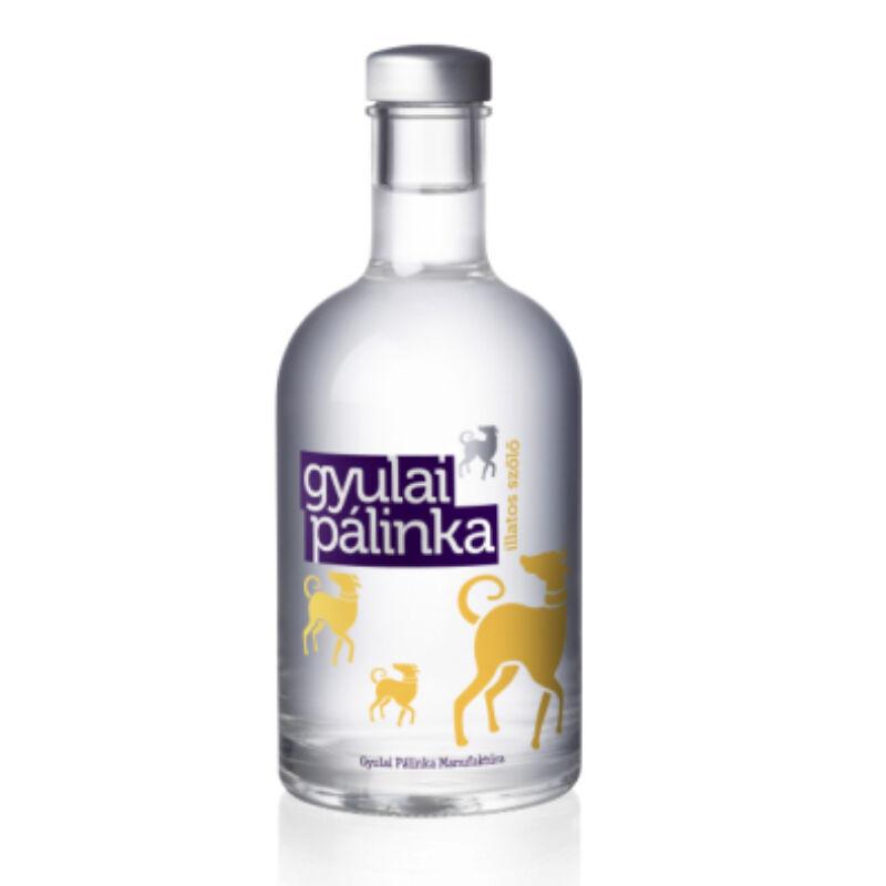 Pálinkashop-Gyulai illatos szőlő pálinka-pálinkashop
