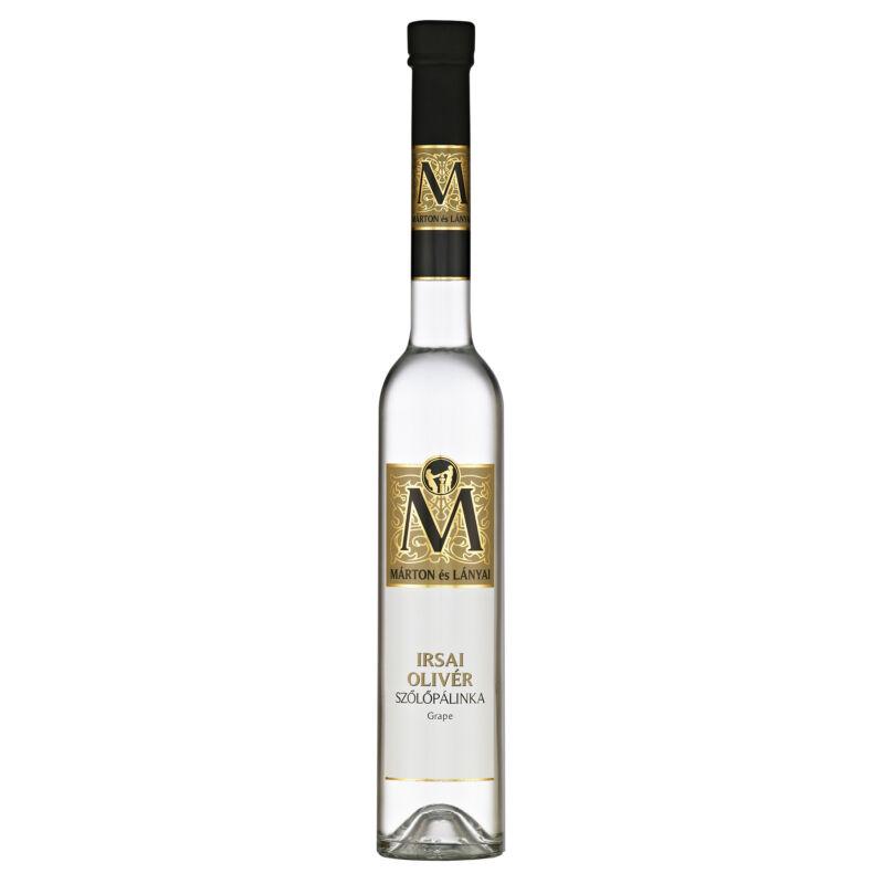 Pálinkashop-Márton és lányai irsai olivér szőlő pálinka-pálinkashop