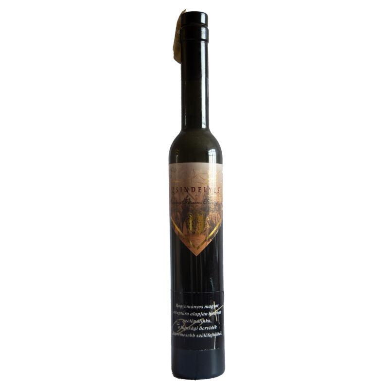 Zsindelyes Cserszegi Fűszeres szőlőpálinka-PálinkaShop