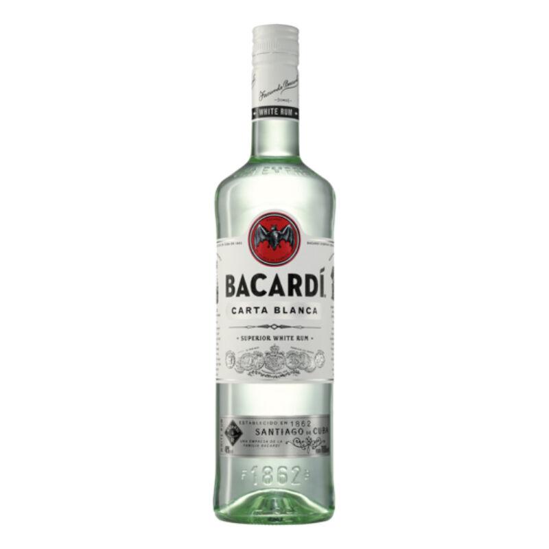 Bacardi Carta Blanca-Pálinkashop