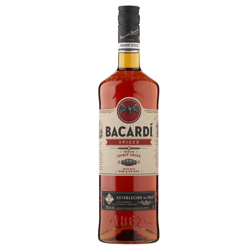 Bacardi Spiced-Pálinkashop
