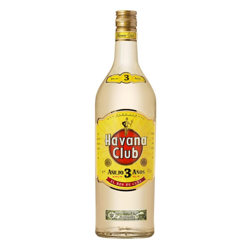 Havana Club Anejo 3 Anos 3 éves kubai rum-Pálinkashop