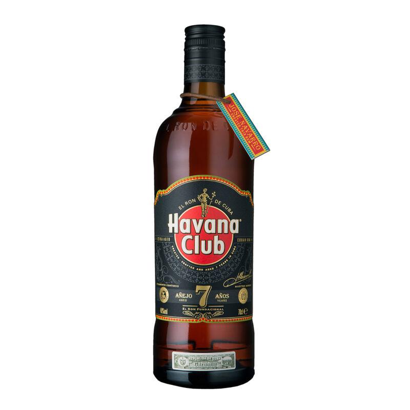Havana Club Anejo 7 Anos 7 éves kubai rum-Pálinkashop