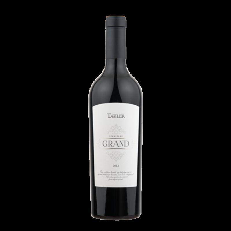 Takler Grand Cuvée 2012 -Pálinkashop