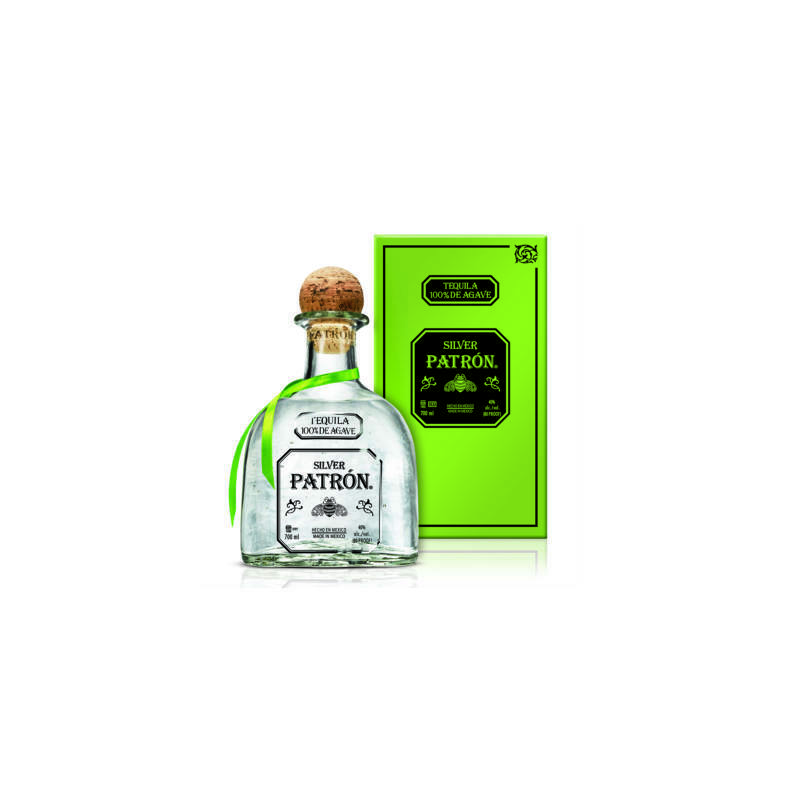 Patron Silver Tequila-PálinkaShop