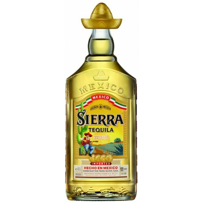 Sierra Tequila Reposado-PálinkaShop