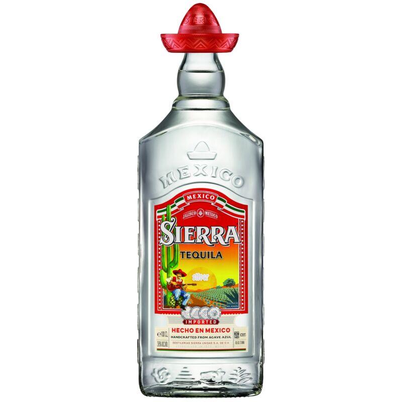 Sierra Tequila Silver - PálinkaShop