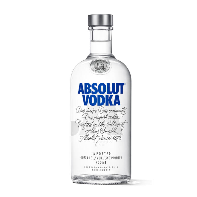 Absolut vodka-Pálinkashop