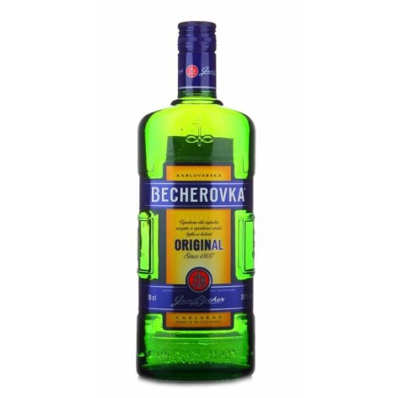 Becherovka -palinkashop