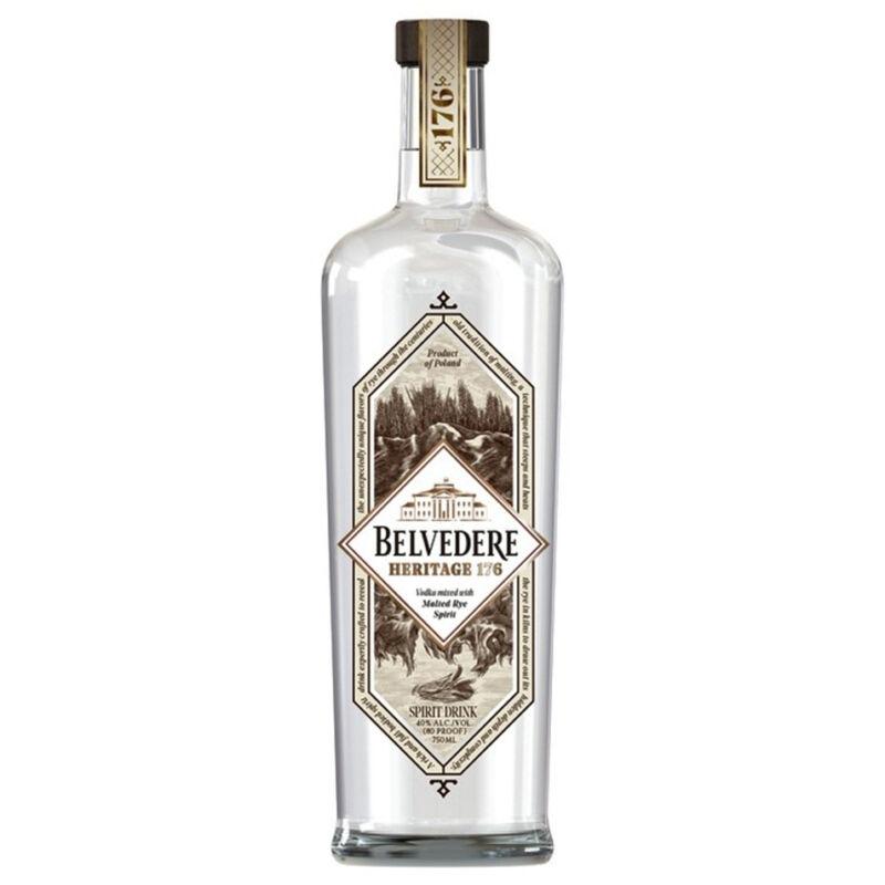 Belvedere Heritage 176 Vodka -Pálinkashop
