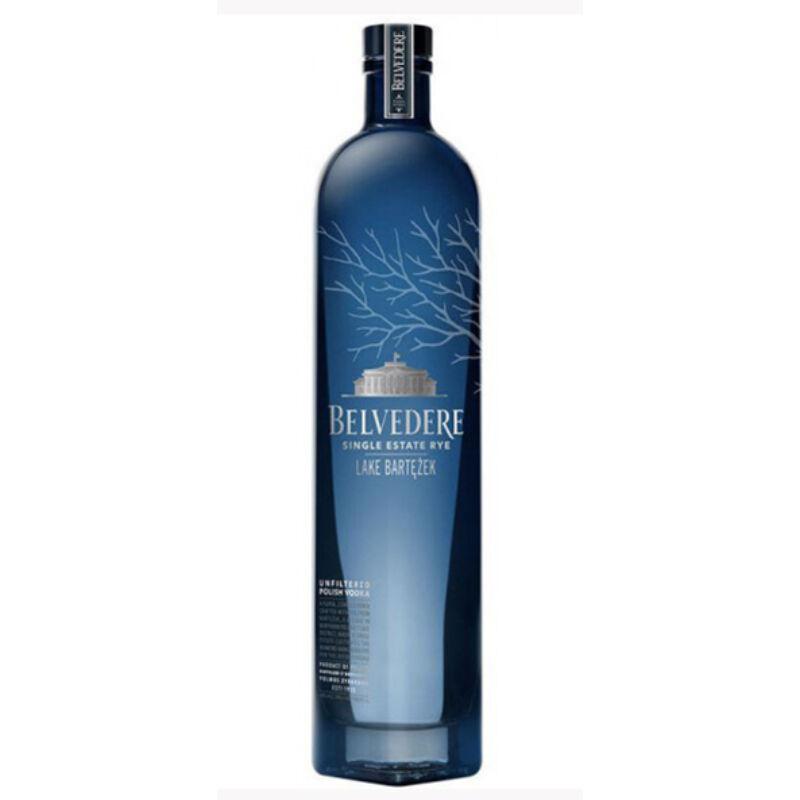 Belvedere Single Estate Rye Lake Bartezek Vodka - Pálinkashop