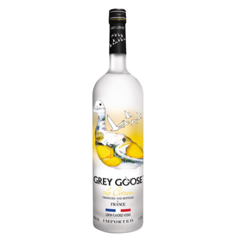 Grey Goose Vodka Citrom-PálinkaShop