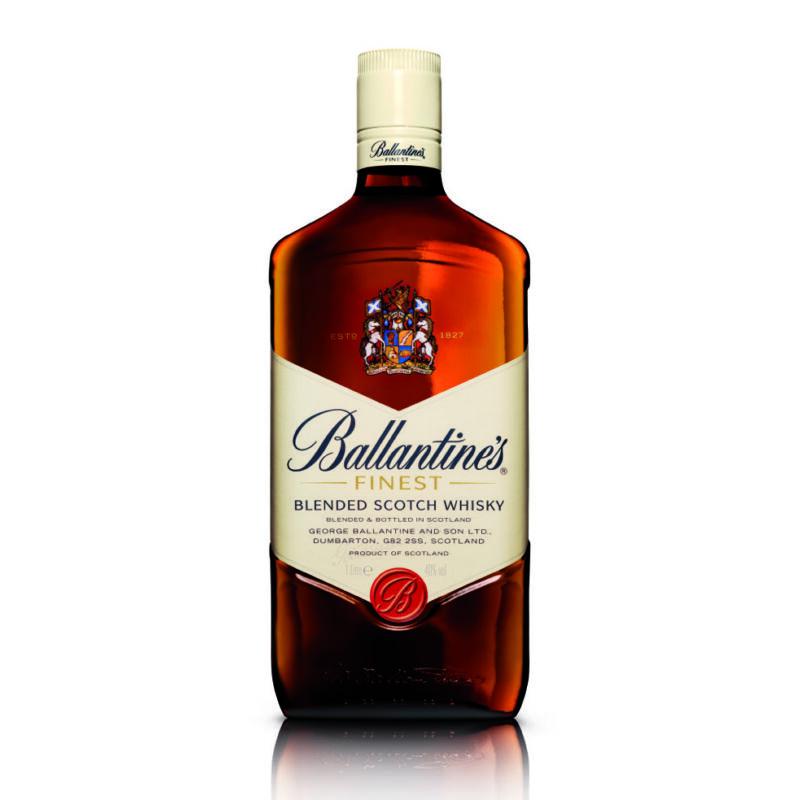 Ballantine's Finest Whisky (1 l) (40%)