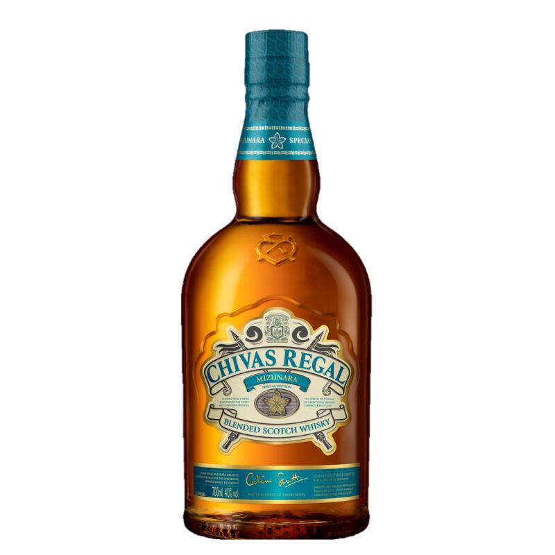 Chivas Regal Mizunara Whisky (0,7 l)(40%)