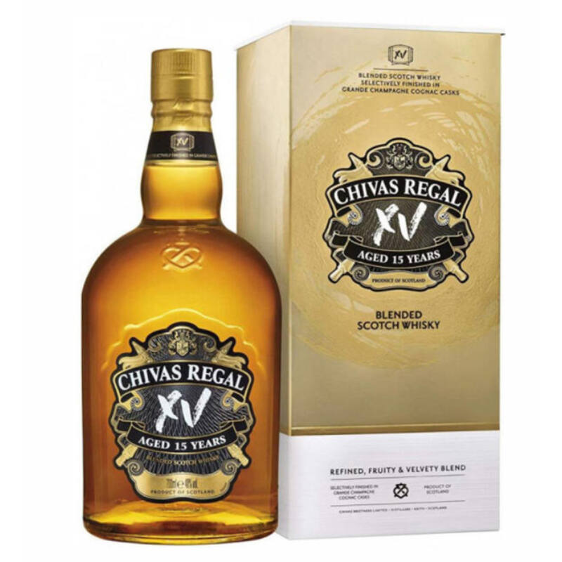 Chivas Regal X.V. 15YO PDD Whisky - Pálinkashop