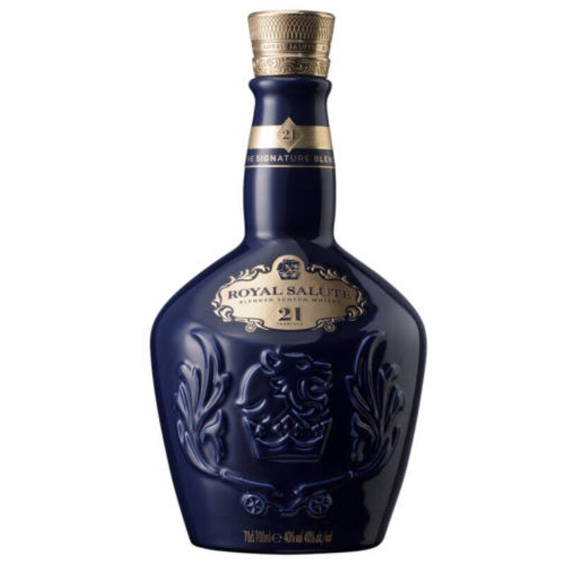 Chivas Royal Salute 21 éves Whisky (0,7 l) (40%)