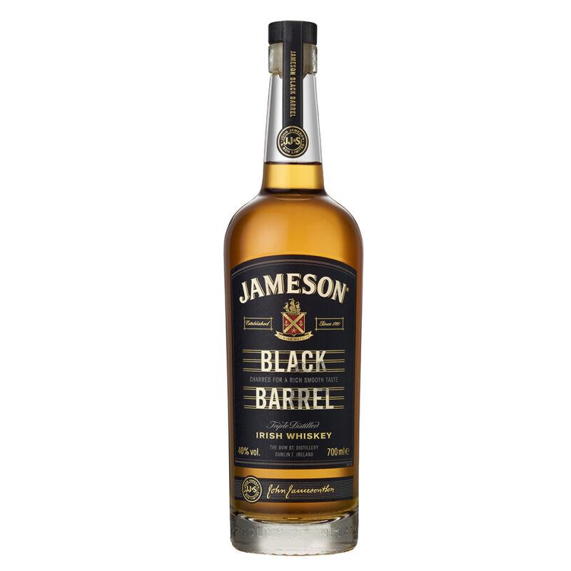 Jameson Black Barrel Whiskey -pálinkashop