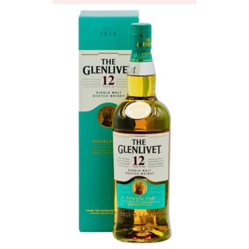 The Glenlivet 12YO Whisky-pálinkashop