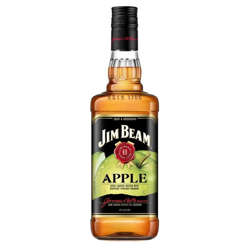 Jim Beam Apple Whiskey - Pálinkashop