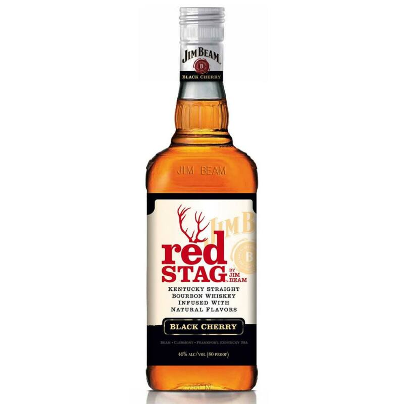 Jim Beam Red Stag Whiskey -pálinkashop