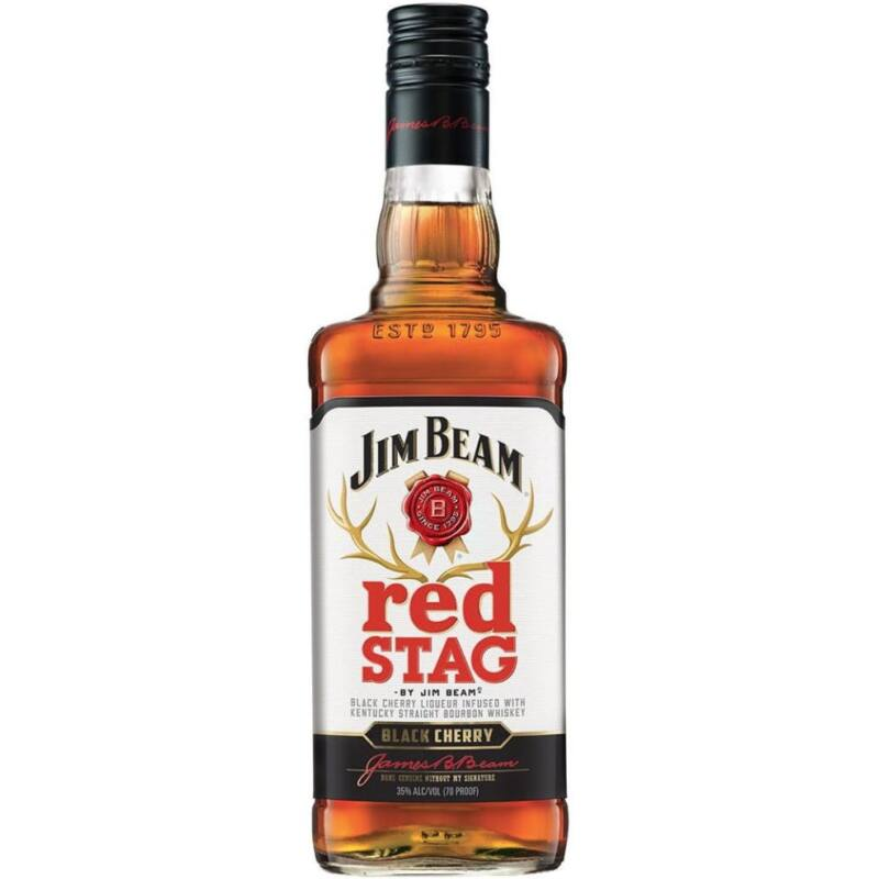Jim Beam Red Stag Whiskey-pálinkashop