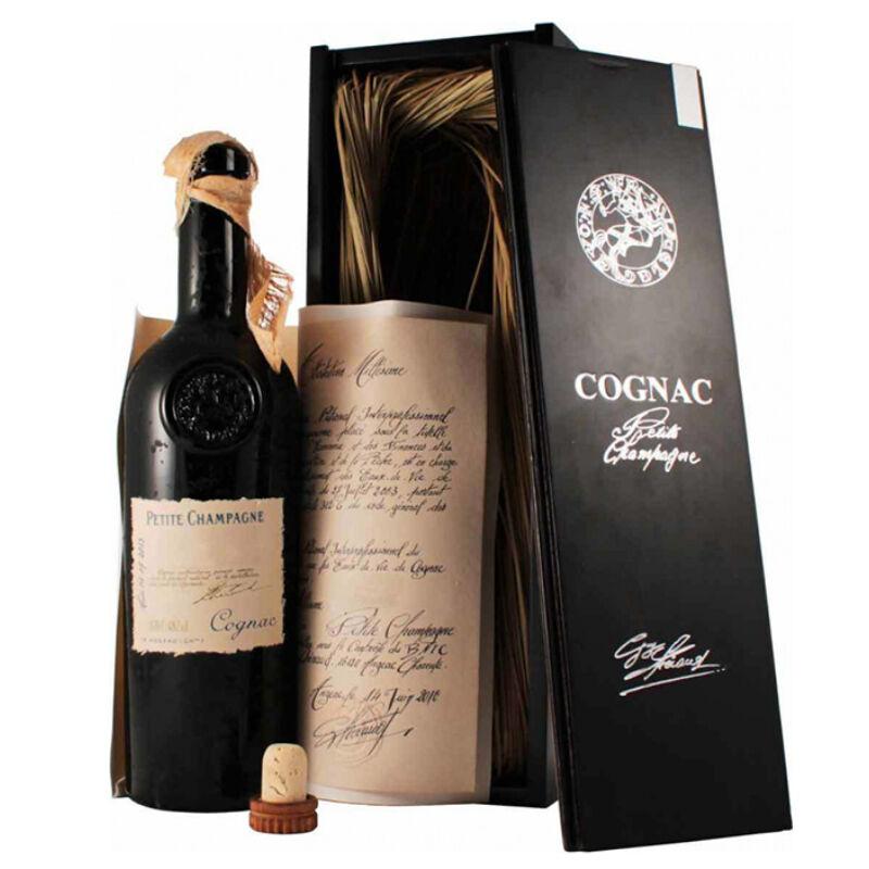 Lhéraud Fr. Cognac Petit Champagne 1970- PálinkaShop