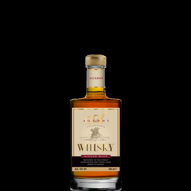 Agárdi Whisky (0,5l) (43%)