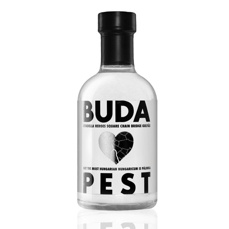 Pálinkashop-Spirit of Hungary  - Buda/Pest barack pálinka -pálinkashop