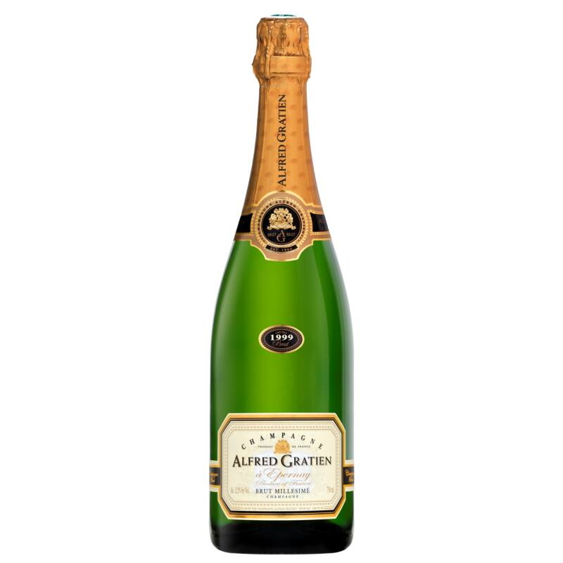 Champagne-Alfred Gratien Brut Millésime 1999-PálinkaShop
