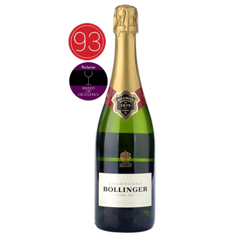 Champagne-Bollinger Special Cuvee Brut-PálinkaShop