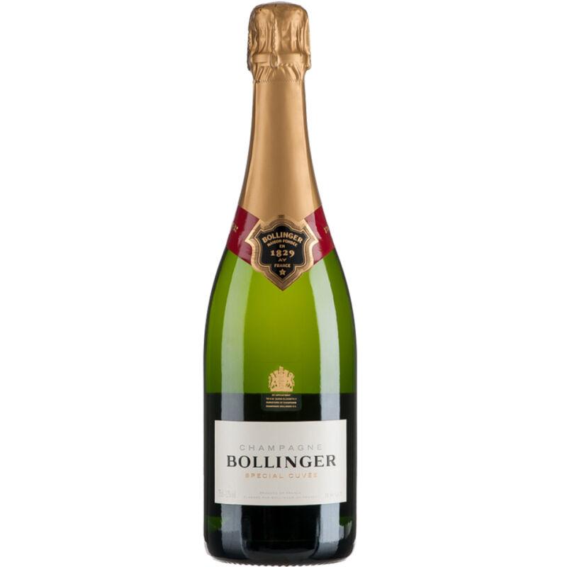 Champagne BollingerSpecial Cuvée Jeroboam Champagne (3l)-PálinkaShop