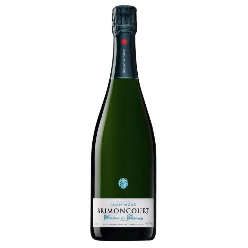 Champagne-Brimoncourt Blanc de blanc-PálinkaShop