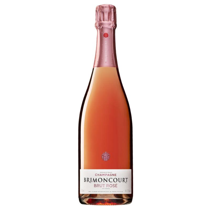 Champagne-Brimoncourt Brut Rosé-PálinkaShop