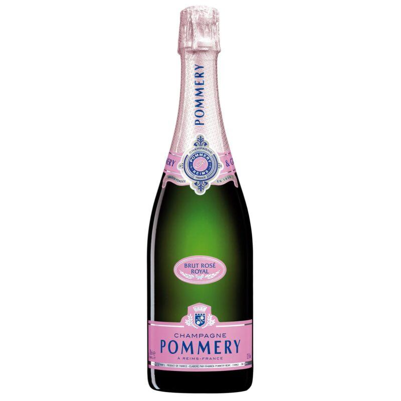 Pommery Champagne Brut Rose-PálinkaShop