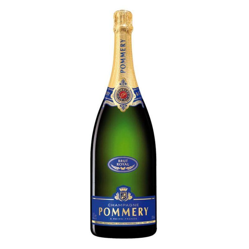 Pommery Champagne Brut Royal (1,5l)-PálinkaShop