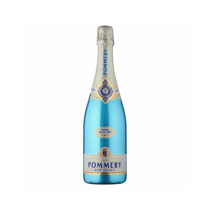 Champagne-Pommery Royal Blue Sky-PálinkaShop