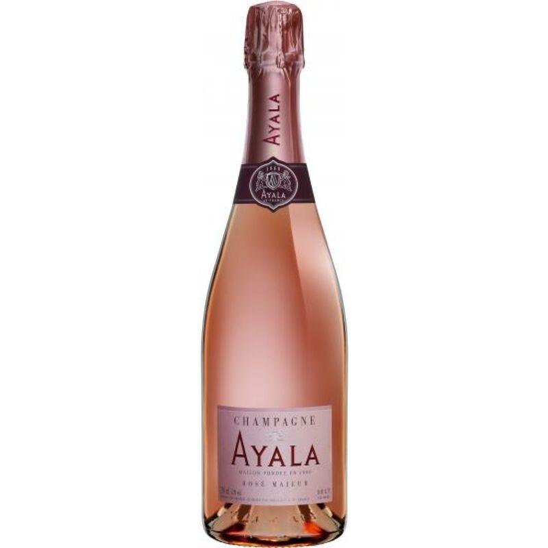 Champagne - Ayala Rose Majeur - Pálinkashop