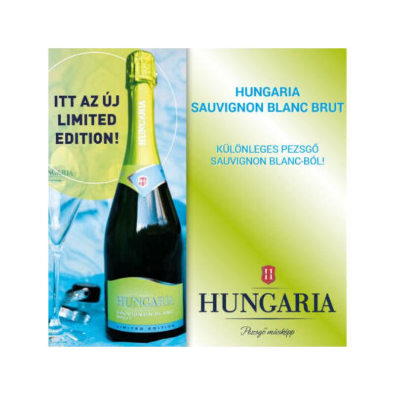 Törley Hungária Sauvignon Blanc Brut Limited Edition (0,75l)