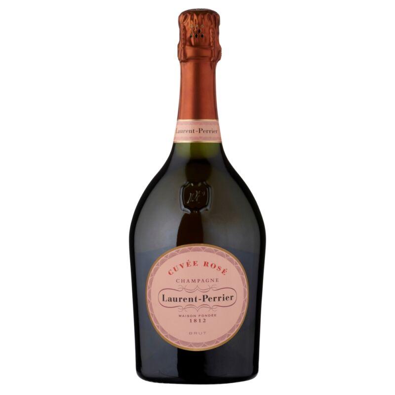 Champagne-Laurent Perrier Rose Brut-PálinkaShop
