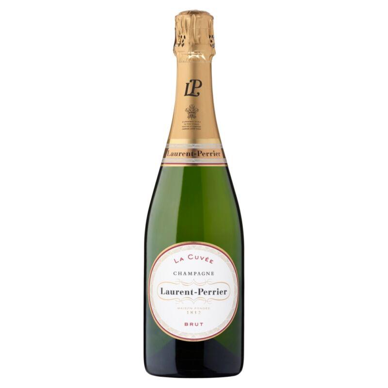 Champagne-Laurent Perrier La Cuvée Brut-PálinkaShop