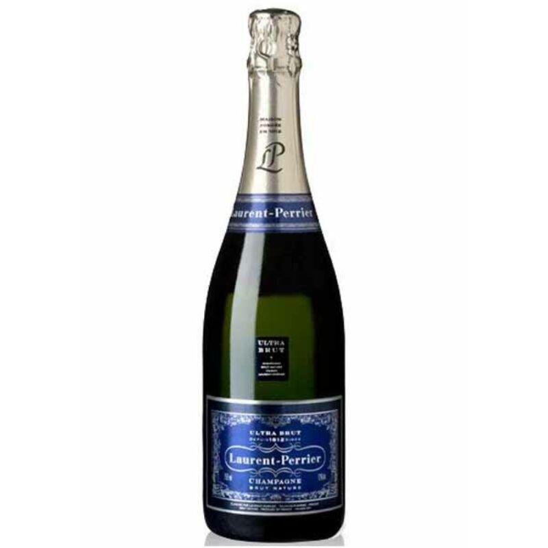 Champagne-Laurent Perrier Ultra Brut-PálinkaShop
